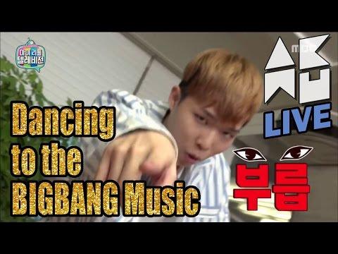 [AKMU Live] BIGBANG DANCE COVER 20170114