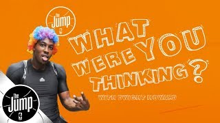 Dwight Howard plays 'what were you thinking?' on iconic NBA moments | The Jump | ESPN