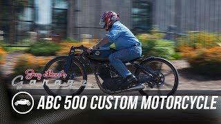 ABC 500 Custom Motorcycle - Jay Leno's Garage