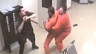 5 Prisoners who saved Officer's Life