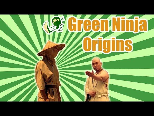 Green Ninja Origins: A Student Becomes a Master