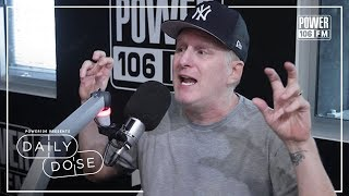 Michael Rapaport On Lakers Title Odds, The NFL, Hip-Hop And More