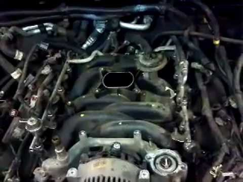 2002 Ford Explorer 4 6l Intake Manifold Swap Cause Of