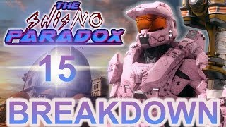 "Red vs Blue Season 16 Episode 15 Paradox"" BREAKDOWN - EruptionFang"