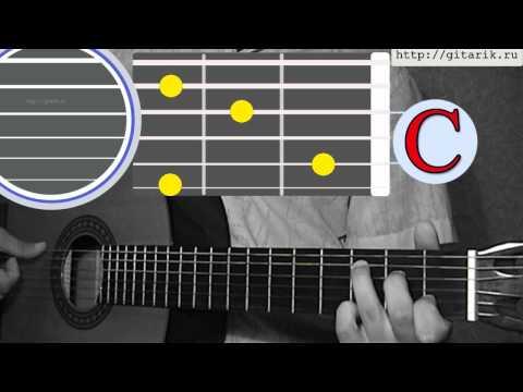 Трофимов - Алешка аккорды, урок