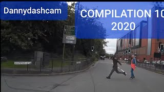 Dashcam compilation from the north west of England Compilation No 10 2020 dannydashcam