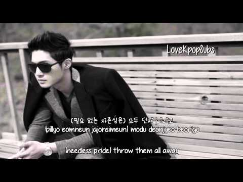 Kim Hyun Joong - I'm yours [English subs + Romanization + Hangul] HD