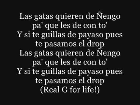 Llegamos A La Disco Con Letra  - Daddy Yankee ft. Varios artistas
