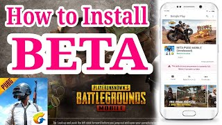 How to Download and Install BETA PUBG MOBILE | Android - YouTube