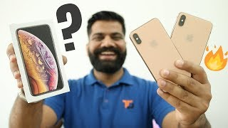 Apple iPhone Xs Unboxing & First Look + Giveaway🔥🔥🔥