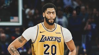 "Anthony Davis- ""Suge"" (LAKERS TRADE) (ANTHONY DAVIS MIX)"