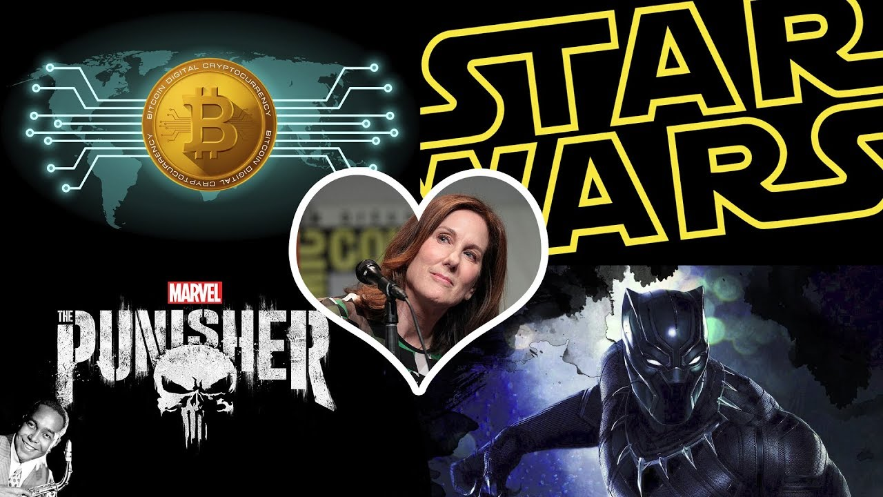 cine,  youtuber,  youtube,  estrenos,  star wars,  punisher,  Kathleen Kennedy,