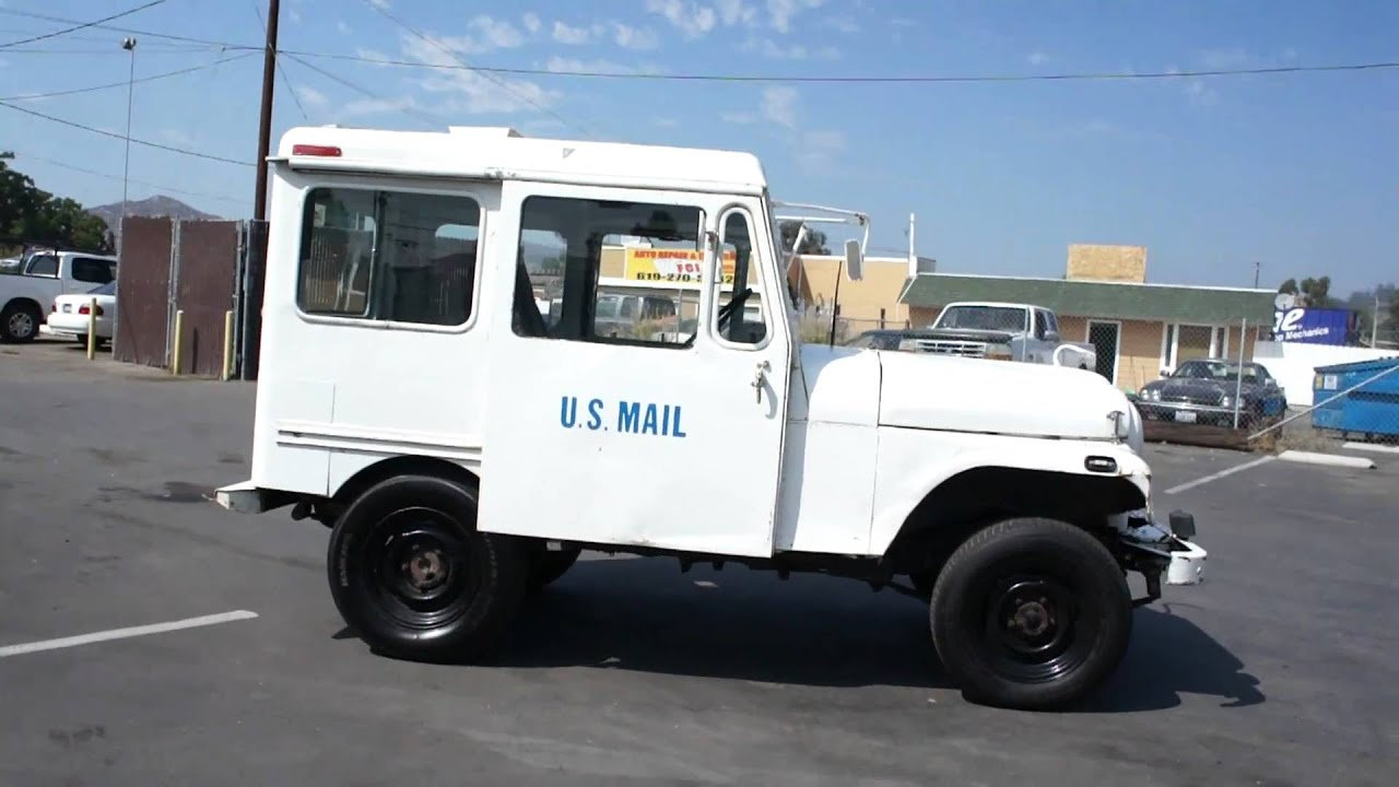used llv postal vehicles for autos post. Black Bedroom Furniture Sets. Home Design Ideas