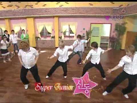 2006 Dance Cut - Leeteuk, Shindong, Donghae, Hangeng, Eunhyuk
