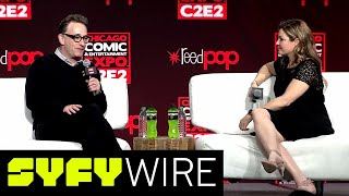 Tom Kenny (Spongebob Squarepants) Full Panel | C2E2 | SYFY WIRE