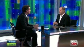 CNN Official Interview: Harvey Weinstein 'Charlie Sheen playing losing game'