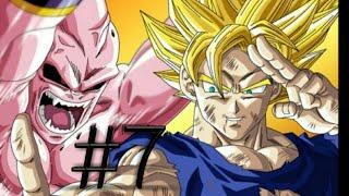 Derrotando Kid Buu/tornei me num super saiyajin/Dragon Ball xenoverse 2
