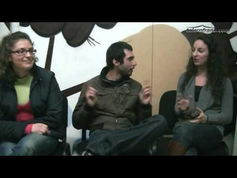 Domenico Raffaella e Maria Giovanna ci parlano del Natale 2012 a Rofrano