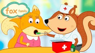 Fox Family and Friends cartoons for kids new season The Fox cartoon full episode #612