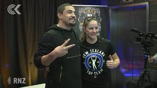 UFC champ Robert Whittaker connecting with Māori roots