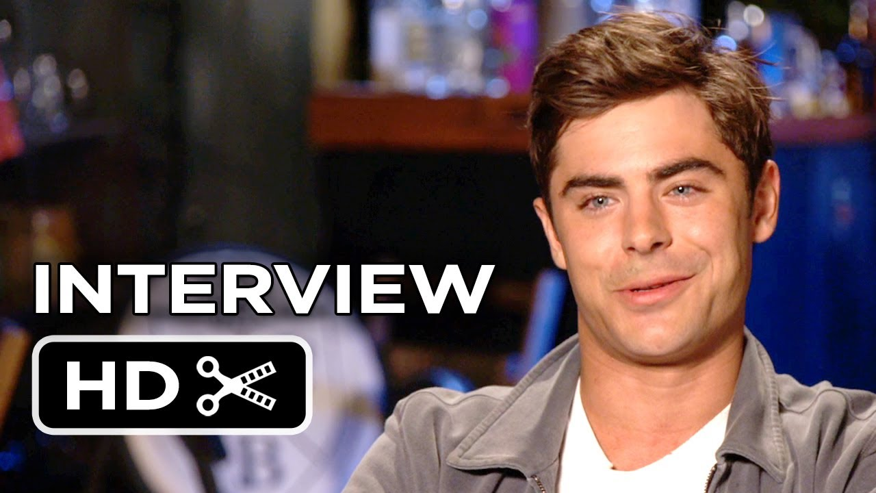 Neighbors Interview - Zac Efron (2014) - Comedy HD - YouTube
