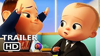 THE BOSS BABY BACK IN BUSINESS Official Trailer (2018) Netflix