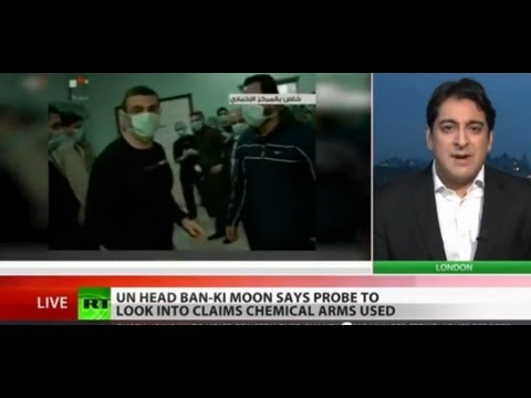 \'Chemical weapons use in Syria is lose-lose for Assad\'