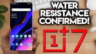 ONEPLUS 7 PRO - Water Resistance Confirmed!