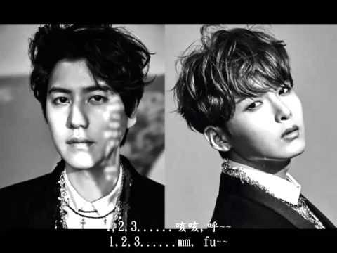 [中字+Eng Sub] 2015 我眼中的賢旭♥My Favorite Kyuwook Moments in 2015♥