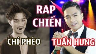 Rap Chiến 1:  Tuấn Hưng vs Chí Phèo - TÙNG TÔM x CỦ TỎI x GIANG ĐẪM   GẤU