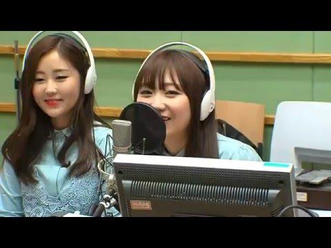 160506 KBS Cool FM 슈퍼주니어의 키스 더 라디오 with 러블리즈 (보이는 라디오 Ver)