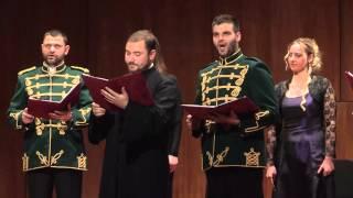 Србски Православни Појци - Војвода Степа на коњу јаше