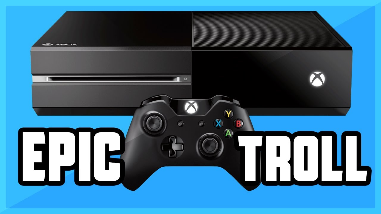 EPIC XBOX ONE TROLL - Sign Out Trolling - YouTube