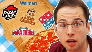 Which Chain Makes The Best Custom Pizza? • Candid Competition