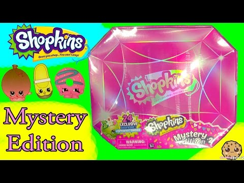 24 Shopkins Target Exclusive Mystery Edition 2 Full Box