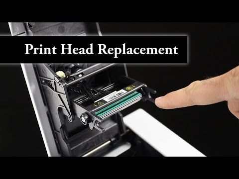 Printhead Replacement Kit for ID Card Printer