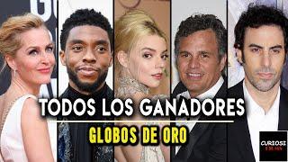 Resumen Globos de Oro 2021 | ¡TODOS los GANADORES! | CuriosiFilms