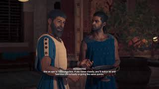 Assassin's Creed  Odyssey: All about love