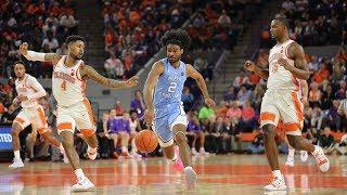 UNC Men's Basketball: Carolina Edges Clemson, 81-79