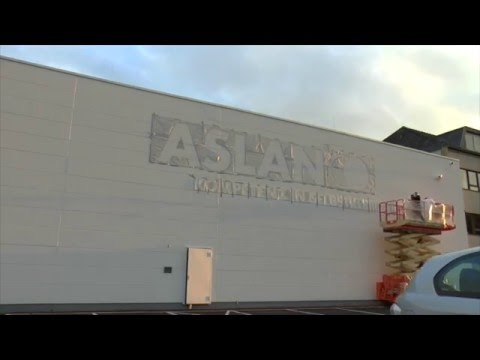WallMask ASLAN S 41 | English