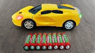 Yellow Bumblebee Transformer Toys - Car Toys Kids