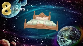 Sleep Meditation for Kids | 8 HOUR SLEEP IN SPACE | Bedtime Meditation for Children