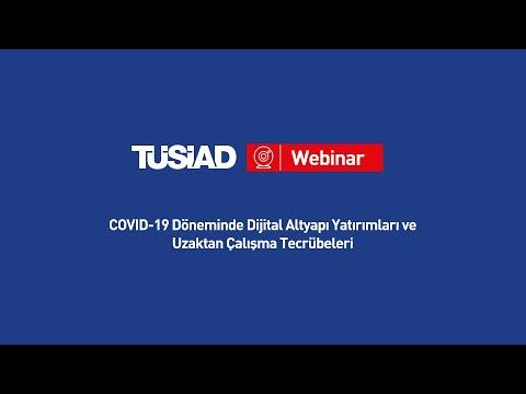 COVID-19 Döneminde Dijital Altyapı Yatırımları ve Uzaktan Çalışma Tecrübeleri
