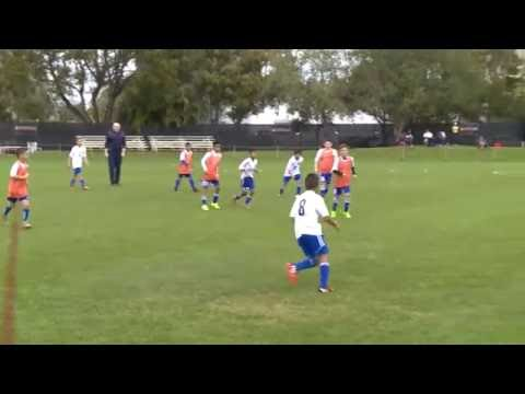 NSCAA/Kwik Goal Training Activity: Flying Fullbacks