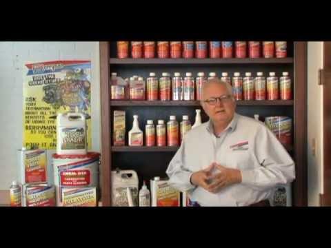 Video de Instrucciones: Berryman Products Kit de Mantenimiento (Español/Spanish)