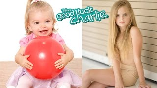 Good Luck Charlie Then And Now 2016