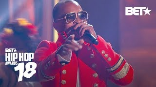 T.I Performs 'Wraith' With Yo Gotti And 'Jefe' | Hip Hop Awards 2018