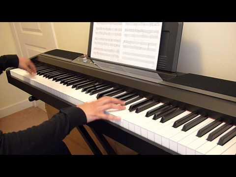 Mayday五月天【一千個世紀 (live版)】鋼琴版 piano by CHM