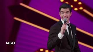 john mulaney summarizes othello in 5 minutes or less