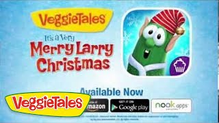 VeggieTales' New App: 'A Very Merry Larry Christmas'